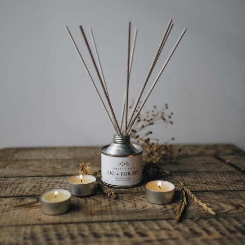 fig & forest reed diffuser