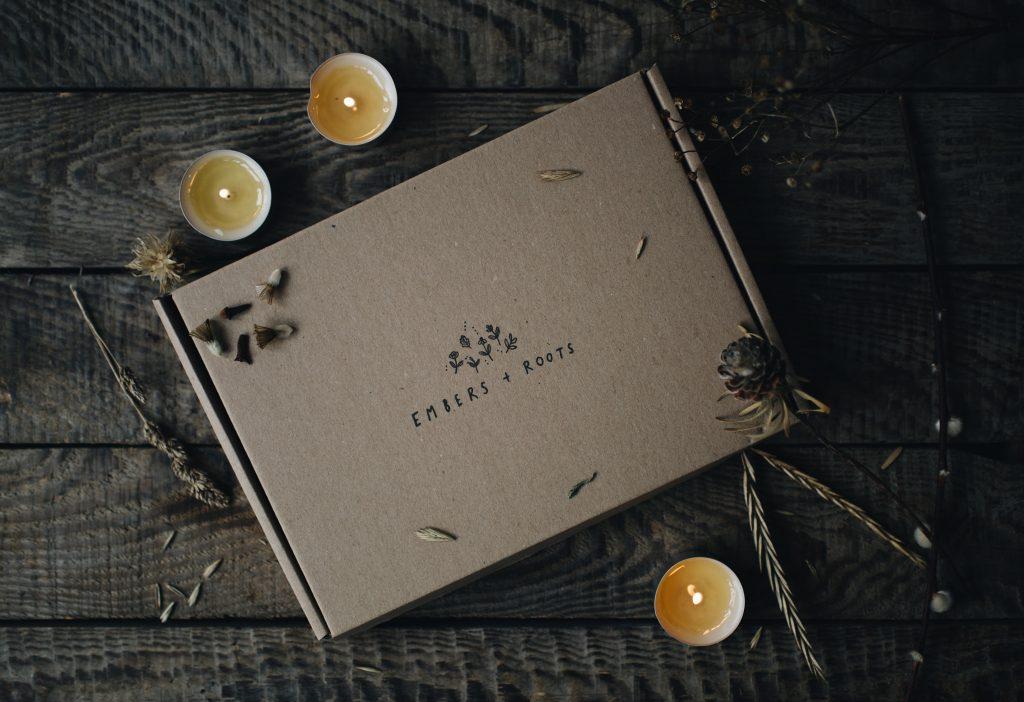 tealight sample box