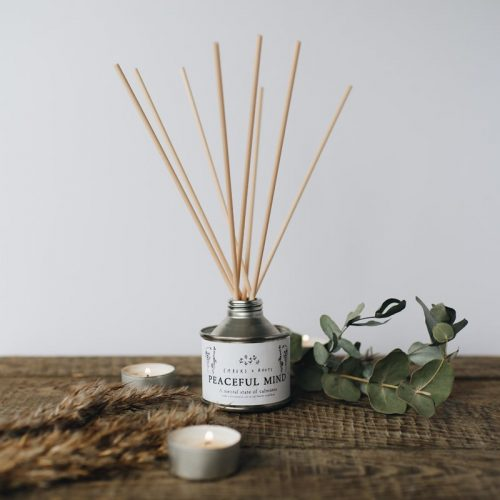 peaceful mind reed diffuser